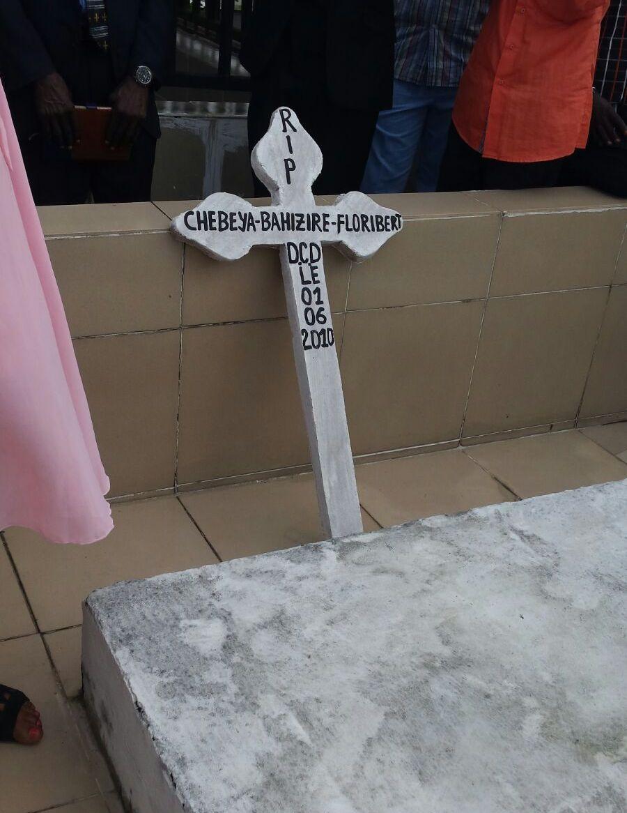 Chebeya Funeral 4